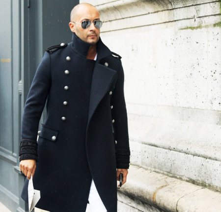 #ModernMilitary: The Designers Who Have Championed the Military Coat