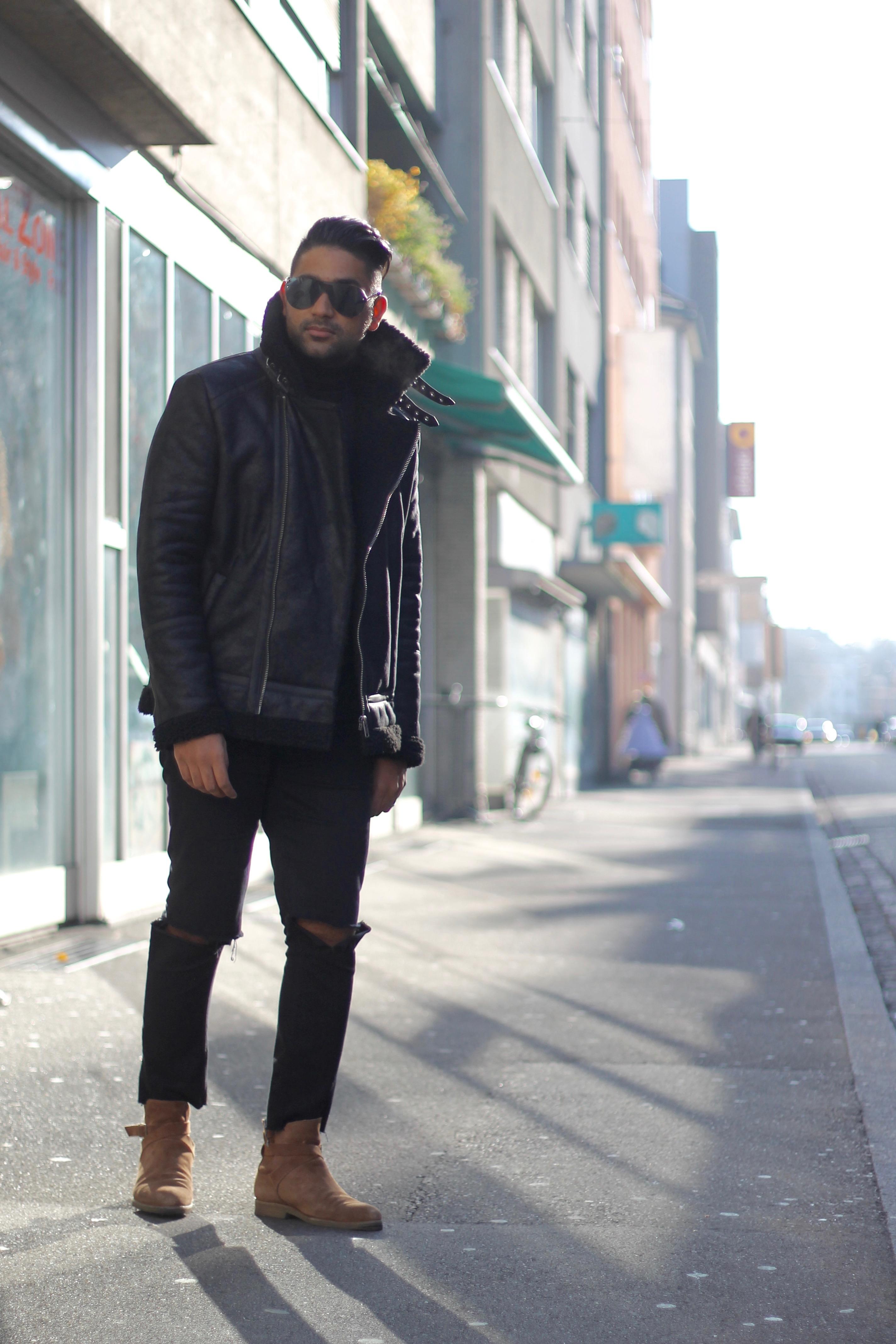 ENDOXIST | Menswear Blogger | New Years Switzerland