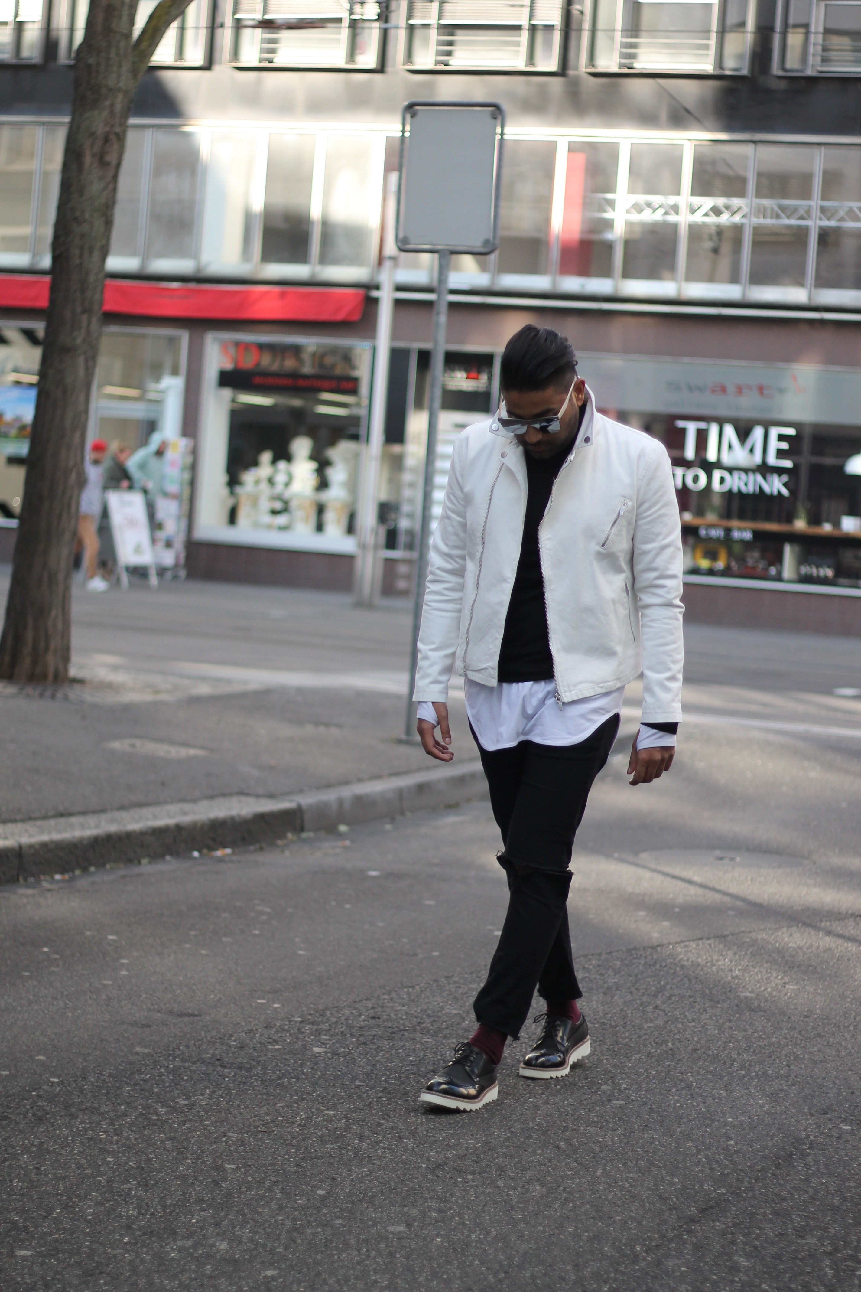 ENDOXIST | Menswear Blogger | Travel Blogger | Basel, Switzerland | Chunky Brogues