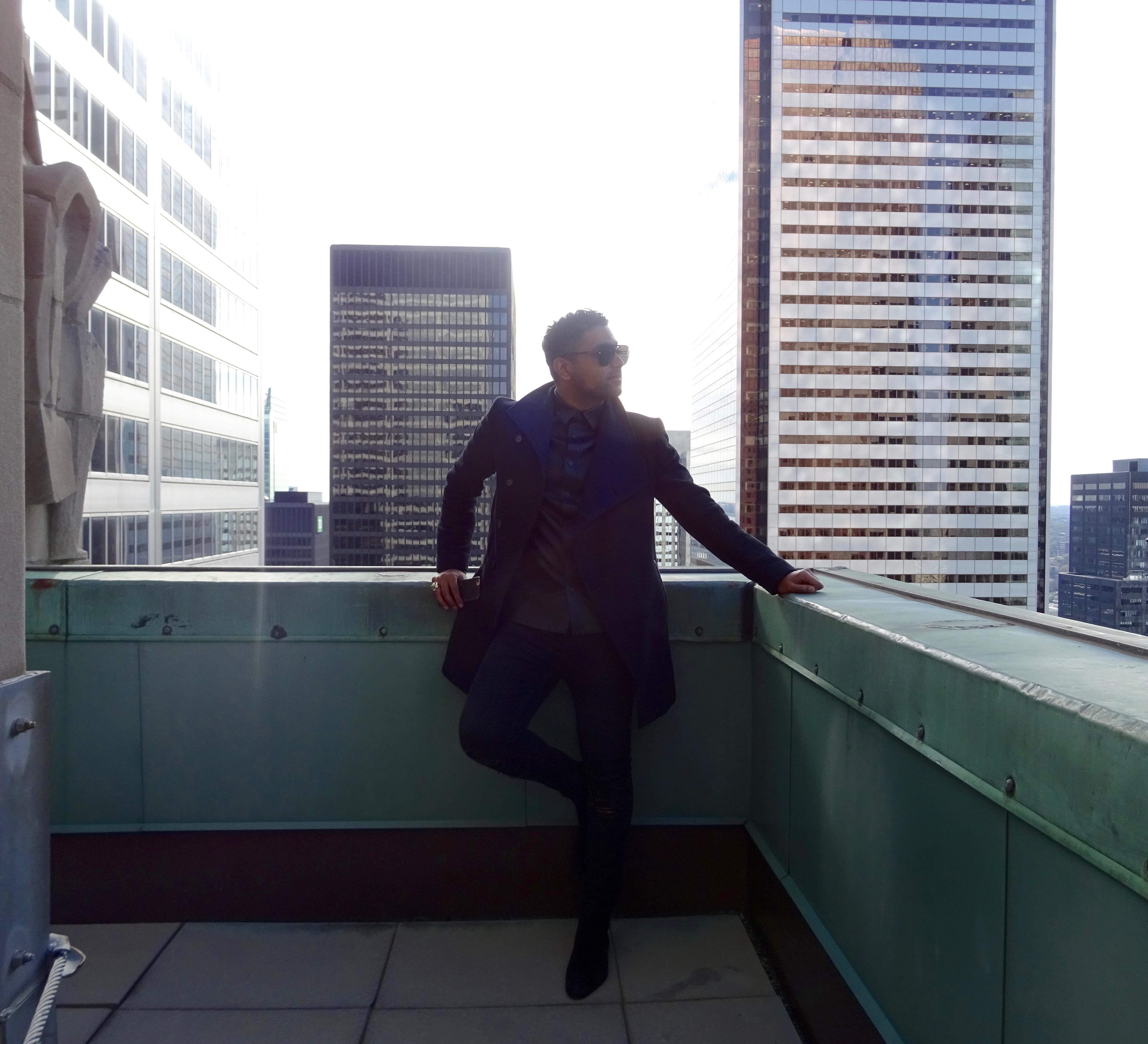ENDOXIST | Menswear Blogger | Enjoying Views Toronto | Epic Views | Menswear
