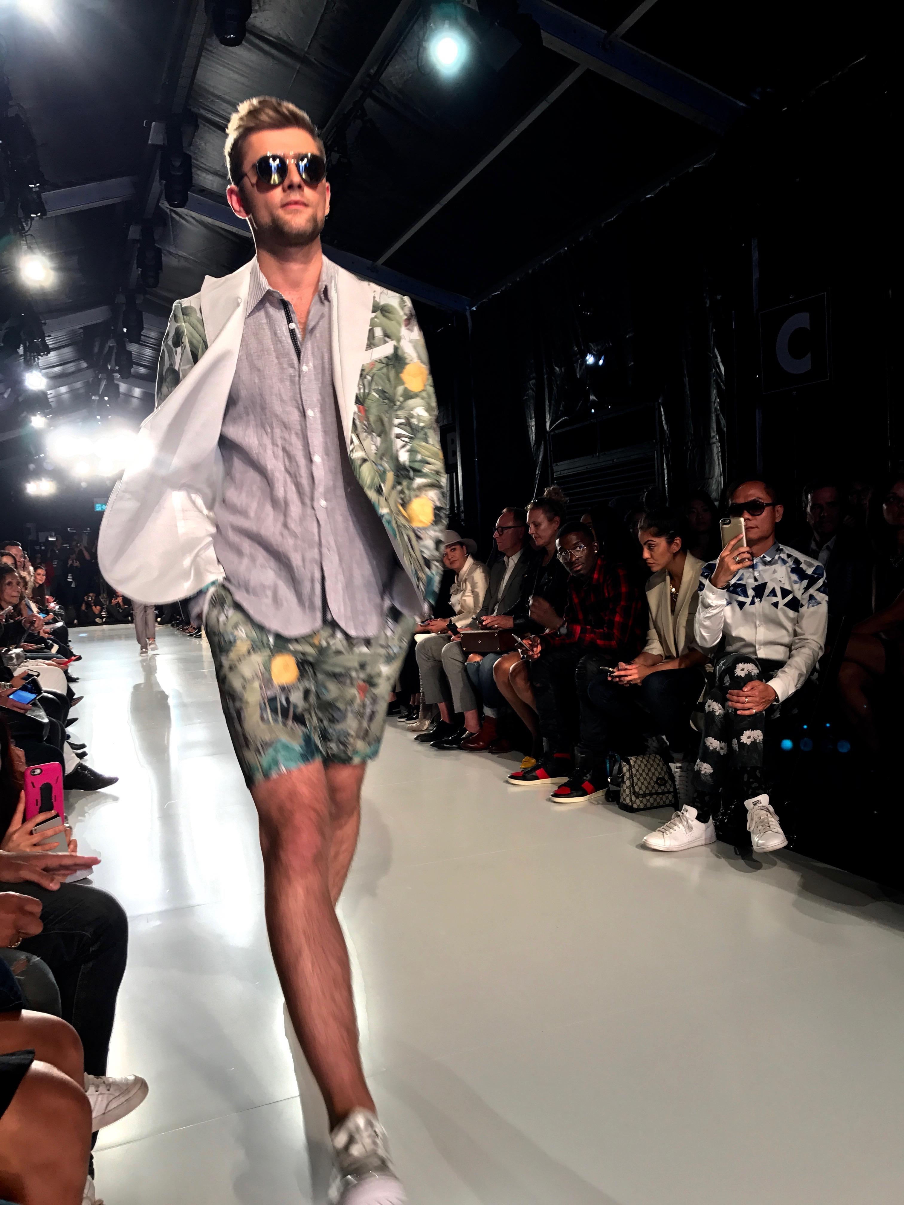 ENDOXIST | Menswear Blogger | Toronto Fashion Week 2017