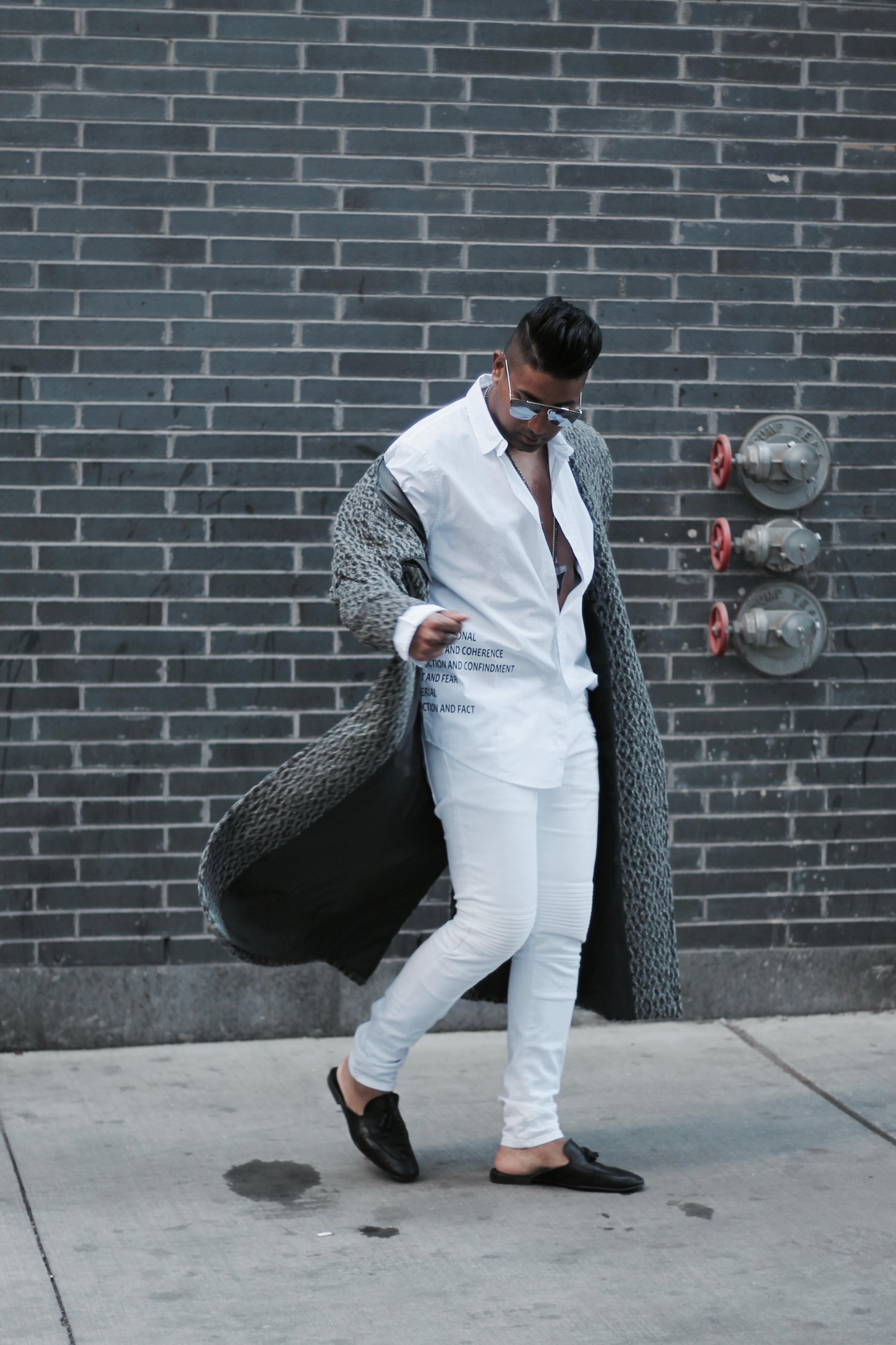 ENDOXIST | TOM Toronto Mens Fashion Week | Toronto Street Style | Hendrixroe SS18