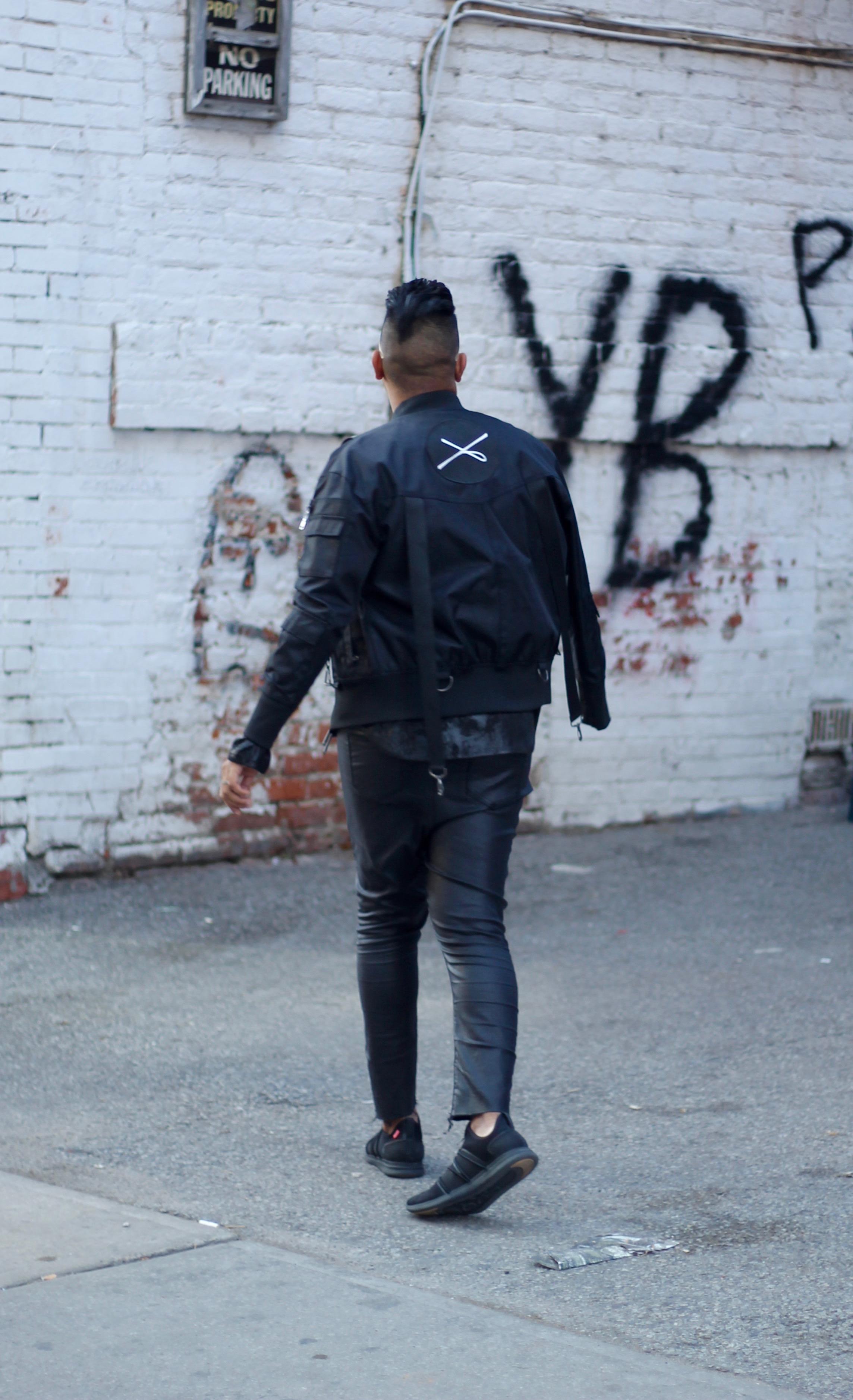 ENDOXIST | TOM Toronto Mens Fashion Week | Toronto Street Style | Xian SS18 TOM