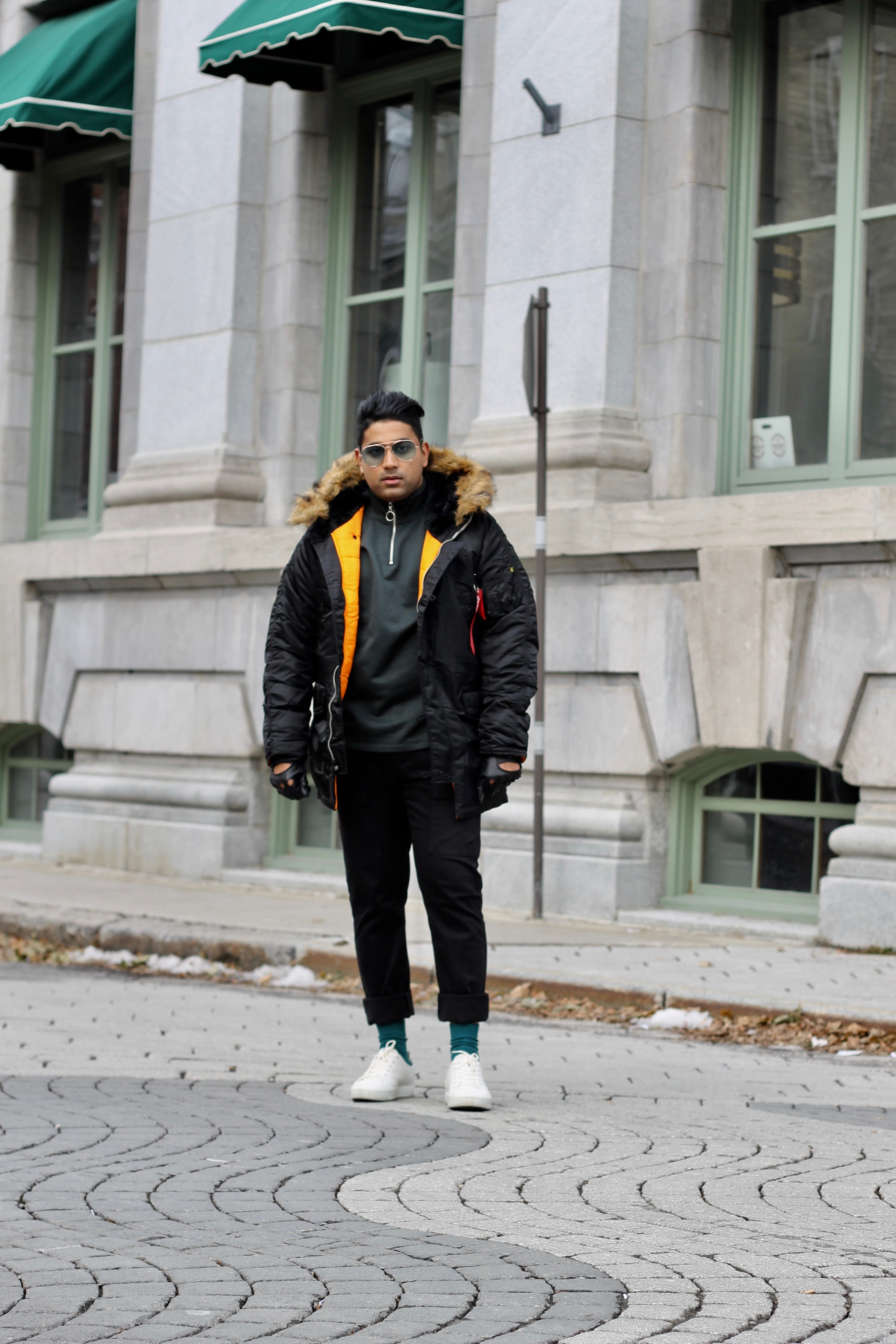 ENDOXIST | Menswear Blogger | Alpha Industries | Toronto Street Style | Lessons Learnt 2017