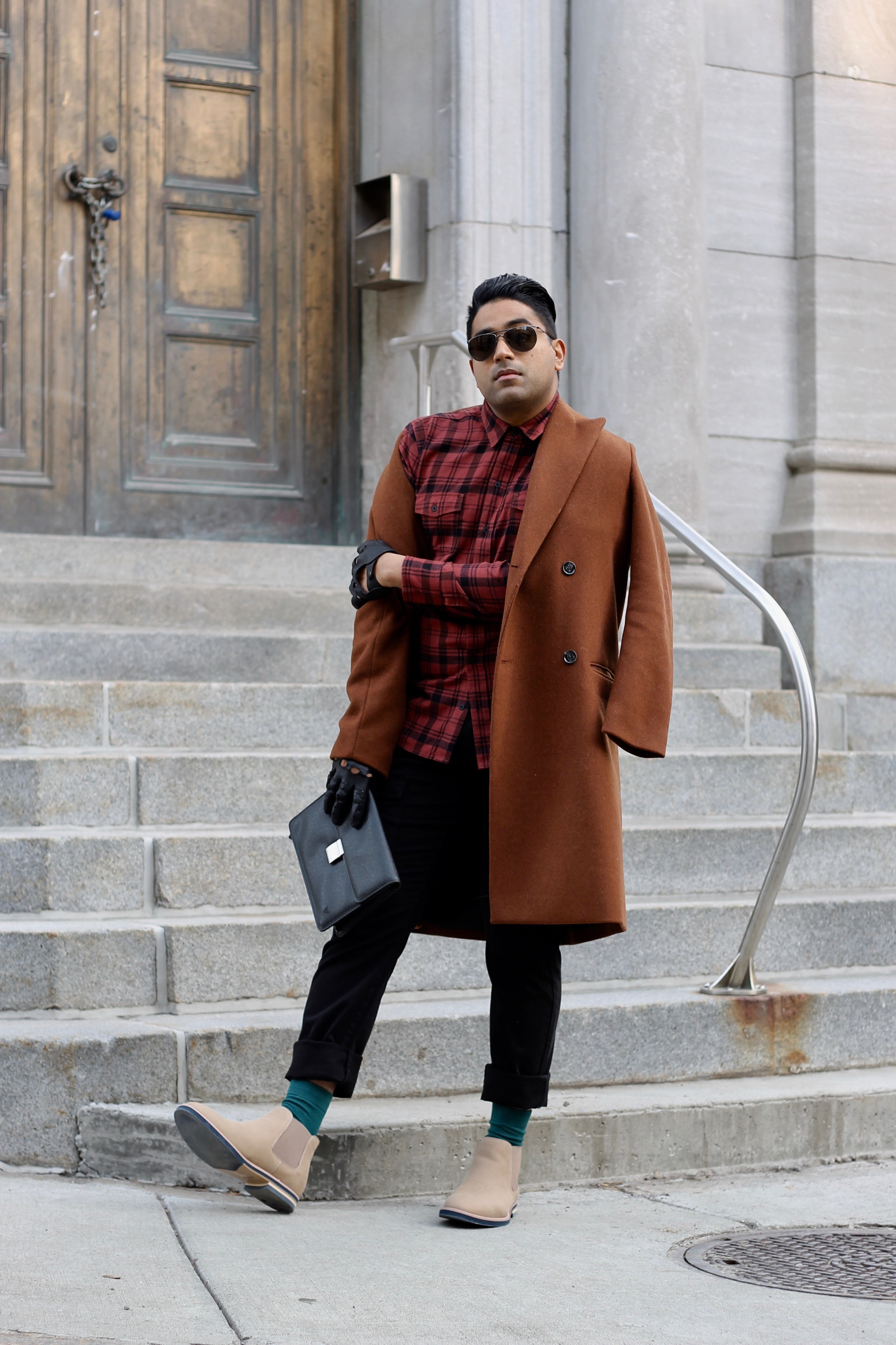 ENDOXIST | Street Style | Quebec City | Toronto | Importance of Old Friends | Paige Denim